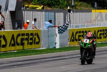 Super Bike: Rea gana en la primera carrera en Catalunya