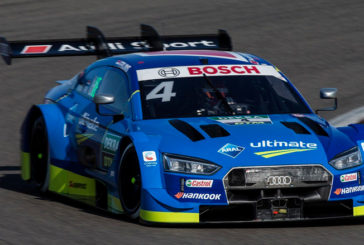 DTM: Robin Frijns logra el triunfo en Nürburgring