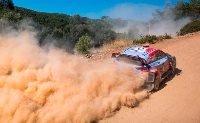 WRC: Neuville logra el mejor tiempo del shakedown del Rally de Turquía
