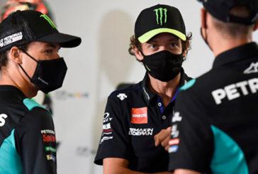 MotoGP: Valentino Rossi correrán para SRT Yamaha en 2021
