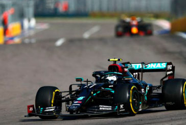 Fórmula 1: Bottas se lleva la gloria y Hamilton se queda sin récord