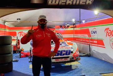 TC: Werner también se quedó con la segunda pole