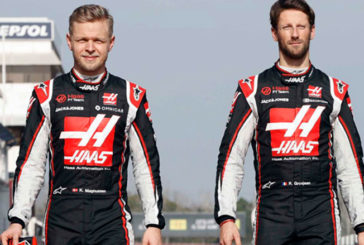 Fórmula 1: Grosjean y Magnussen dejarán Haas a finales del 2020