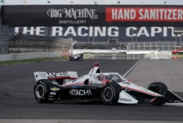 Indy Car: Josef Newgarden reaviva sus opciones en Indianápolis con su tercer triunfo