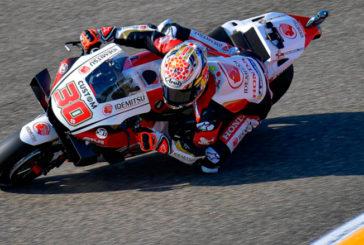MotoGP: Nakagami lidera la revolución de Honda en Aragón