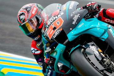 MotoGP: Fabio Quartararo no falla y logra la pole del GP de Francia