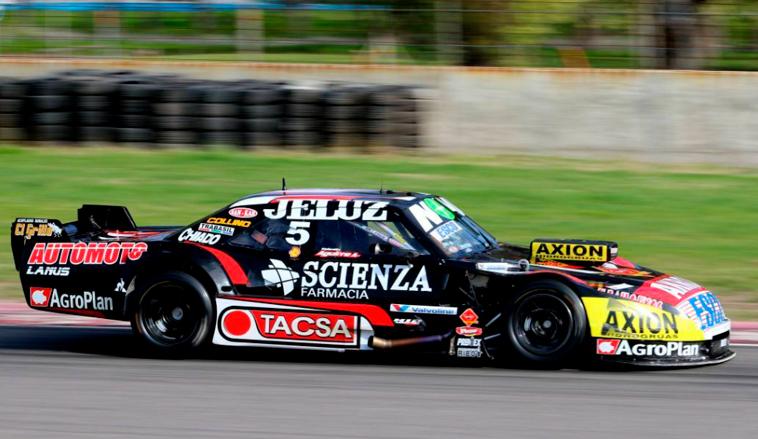TC: Aguirre se sube a lo más alto del podio y del campeonato