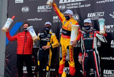 WTCR: Buen rendimiento de Guerrieri en las primeras 2 carreras