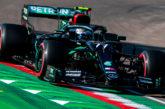 Fórmula 1: Bottas deja a Hamilton sin pole por menos de una décima