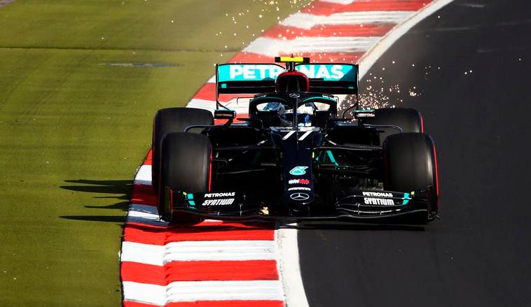 Fórmula 1: Bottas deja a Hamilton sin pole