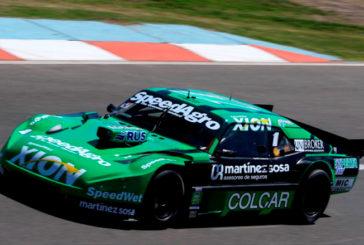 TC: Otra pole para el campeón Canapino