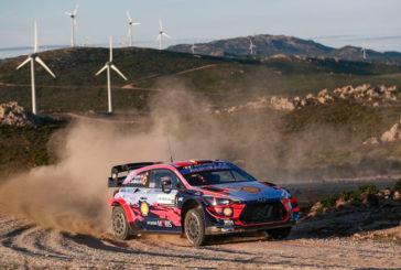 WRC: Dani Sordo contiene a Neuville y Ogier en el Rally de Italia-Cerdeña