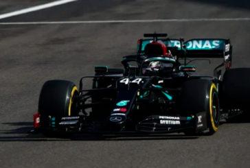 Fórmula 1: Hamilton se impone en Nurburgring e iguala el récord del 'Káiser' Schumacher