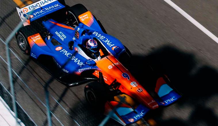 Indy Car: Newgarden gana en St. Petersburg y Dixon se proclama HEXACAMPEÓN