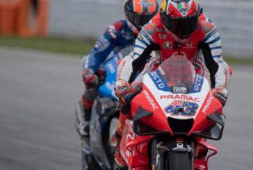 MotoGP: Miller se exhibe en los Libres2