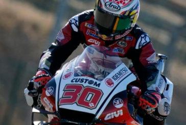 MotoGP: Primera pole para Nakagami