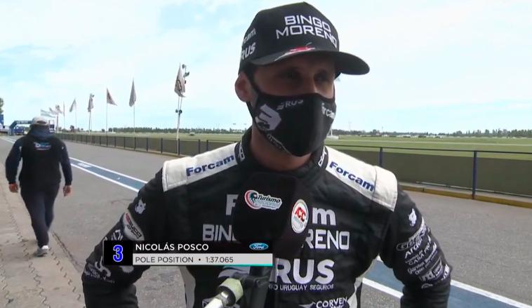 TN C2: Nicolás Posco abrió la cuarta fecha