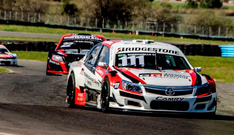 TRV6: ¡Rubens Barrichello ganó en Buenos Aires!