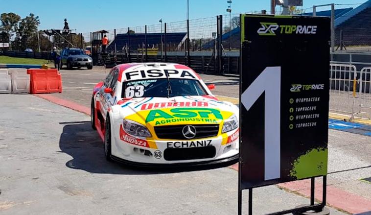 TRV6: Girolami se quedó con una ajustada clasificación