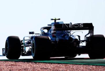 Fórmula 1: El viernes quedó en manos de Bottas
