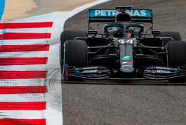 Fórmula 1: Hamilton y Mercedes en la cima de los Libres1