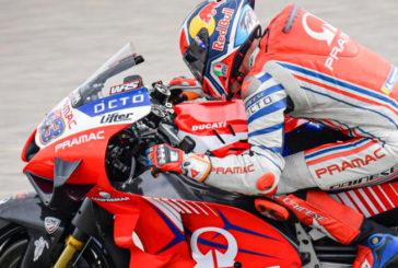 MotoGP: Jack Miller, el más veloz del viernes