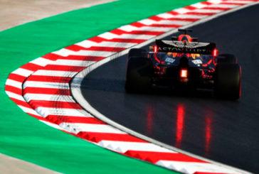 Fórmula 1: Max Verstappen se adueñó del viernes turco