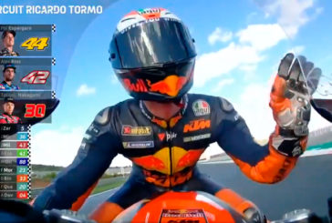 MotoGP: Pol Espargaró logra la pole pasada por agua