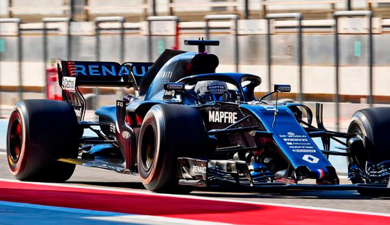 Fórmula 1: Alonso tuvo una satisfactoria jornada de prueba