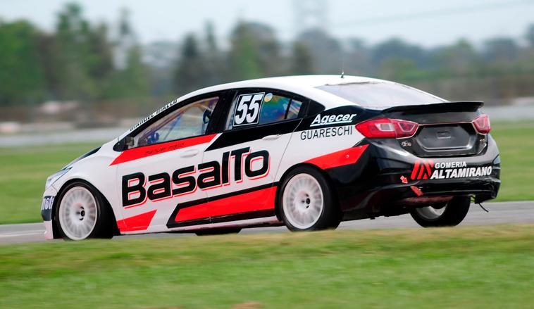 TN C3: Primera pole position para Manuel Mallo