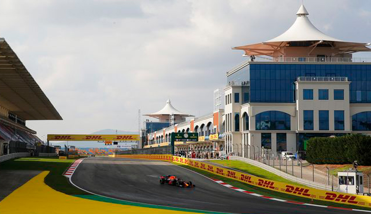 Fórmula 1: Max Verstappen lidera unos Libres 1 sobre hielo en Turquía