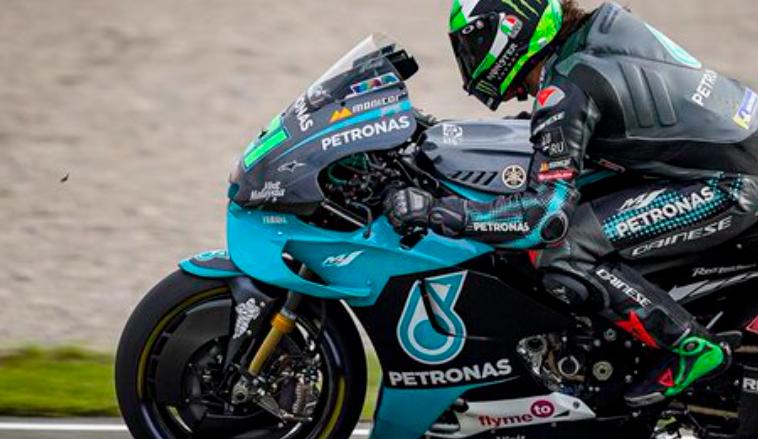 MotoGP: Pole position para Morbidelli