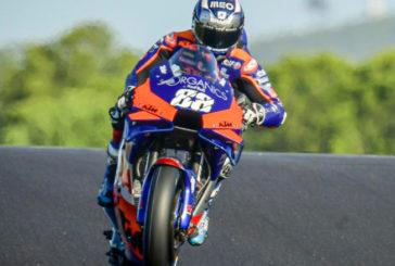 MotoGP: Oliveira domina el primer entrenamiento