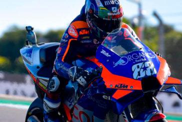 MotoGP: Oliveira, primer 'poleman' portugués
