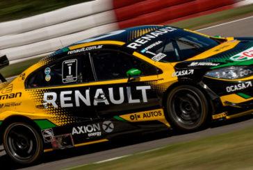 STC2000: Renault y Honda realizaron pruebas en el trazado cordobés