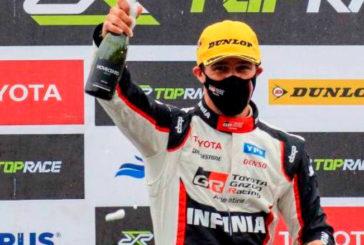 TRV6: Rossi descorchó en Rio Cuarto