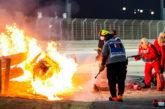 Fórmula 1: Romain Grosjean recibirá el alta a dos días de sobrevivir al impactante accidente