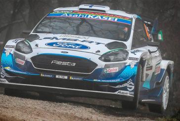 WRC: Lappi, líder del Rally de Monza en la matinal del viernes