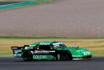 TC: Récord y pole para el campeón Canapino