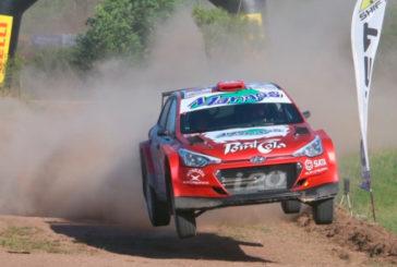 Rally Argentino: El viernes quedó en manos de Cancio