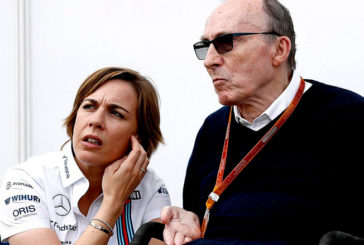 Fórmula 1: Frank Williams, hospitalizado y «estable»