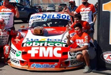 TC: Gianini, el último poleman del año
