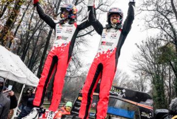 WRC: Ogier consigue su séptima corona