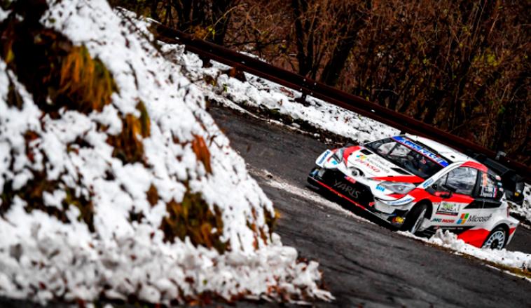 WRC: Ogier se encamina hacia un nuevo título