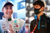 Fórmula 1: Russell se sube al Mercedes de Hamilton y Aitken al Williams en el GP de Sakhir