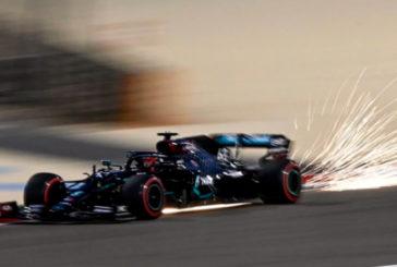 Fórmula 1: George Russell sorprende y lidera los Libres 1 en el GP de Sakhir