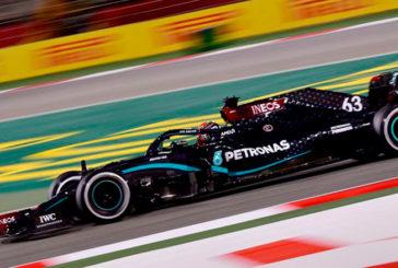 Fórmula 1: Russell marca el mejor tiempo de los Libres 2