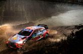 WRC: Dani Sordo termina como líder el viernes