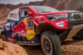 Rally Dakar: Al-Attiyah gana la penúltima etapa