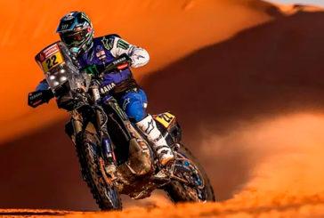 Rally Dakar: Se accidentó Luciano Benavides y queda fuera de competencia